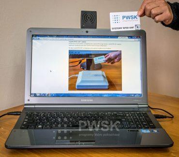 Nordic ID Stix UHF RFID USB Reader