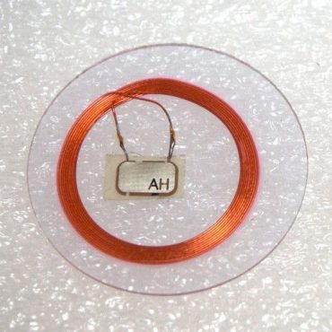 Inlay Tag - Unique RFID 25mm