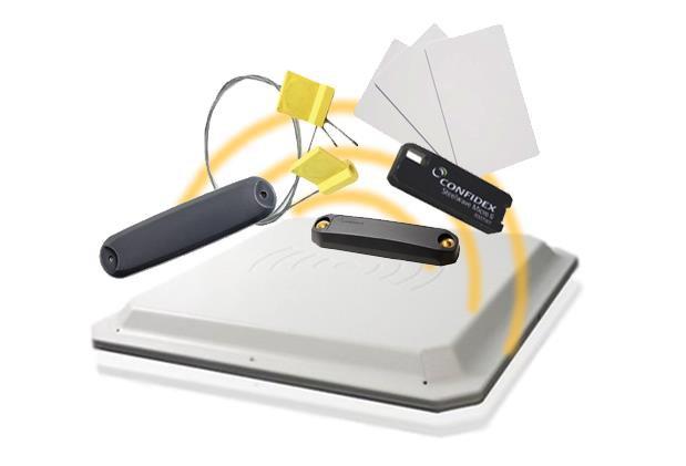 Czytnik RFID dalekiego zasięgu - odczyt znaczników rfid