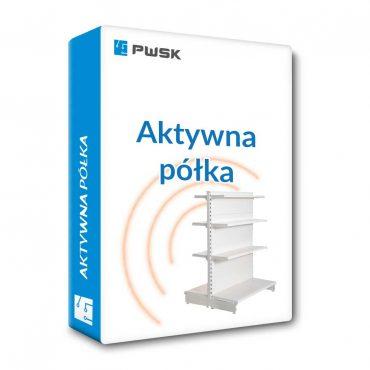 Aktywna półka PWSK wykorzystująca RFID