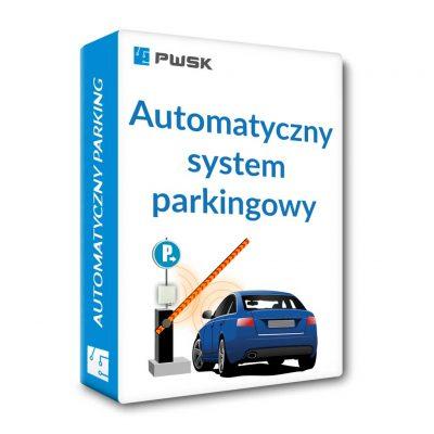 System kontroli ruchu parkingu RFID