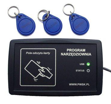 Czytnik RFID Unique Mifare USB