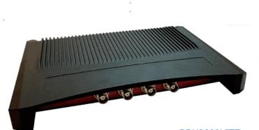 4 kanałowy stacjonarny czytnik RFID UHF