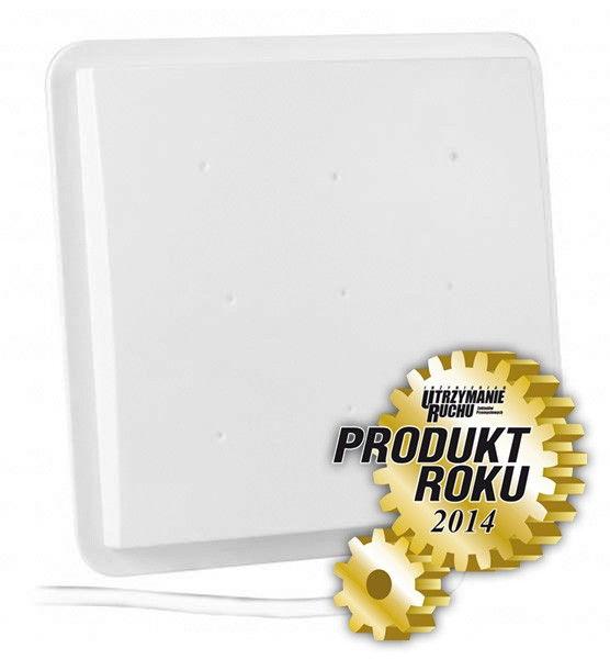 Czytnik RFID UHF 4M zintegrowany - produkt roku 2014