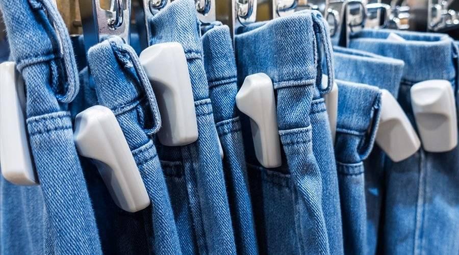 Tagi RFID zabezpieczające towar w sklepie - EAS