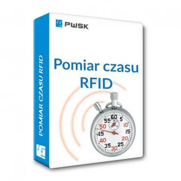 System pomiaru czasu RFID
