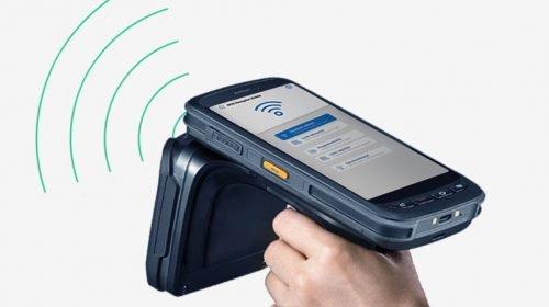 Mobilny kolektor RFID - Narzędziownia