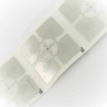 Etykieta RFID Samrtrac Frog 3D