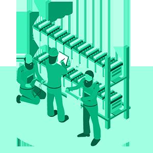 Gospodarka narzędziowa - metoda 5S