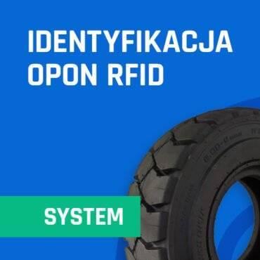 System identyfikacji opon RFID