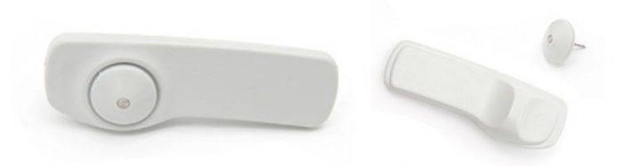 Klipsy EAS - system antykradzieżowy RFID