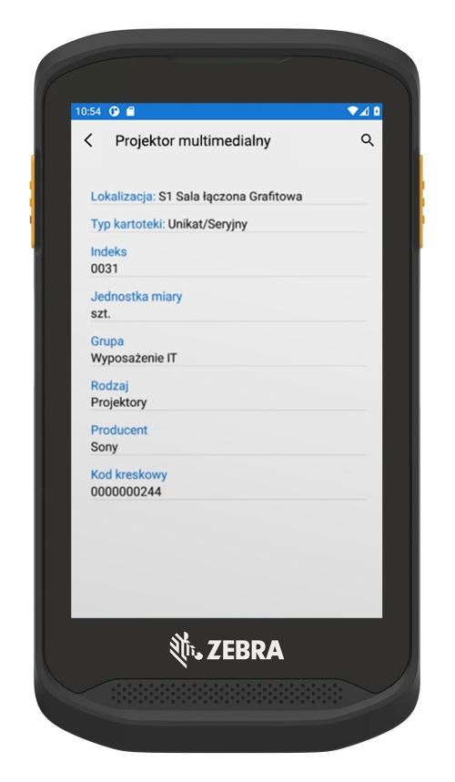 mobilna inwentaryzacja aplikacja