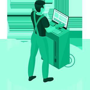Monitoring narzędzi i stanów magazynowych