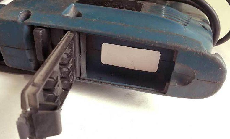 Oznaczanie elektronarzędzi etykietami RFID UHF
