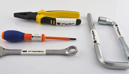 Znakowanie narzędzi tagiem RFID