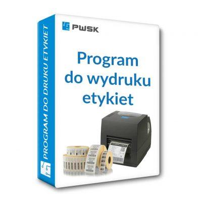 Program do wydruku etykiet - kody kreskowe