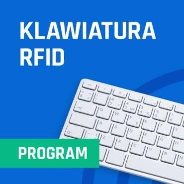 Klawiatura RFID - emulator