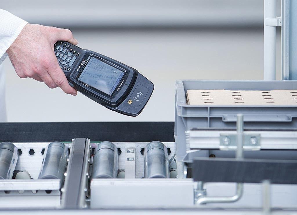 Programator ręczny RFID Balluff Workabout Pro3 BIS-L 870