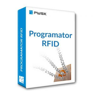 Programator tagów RFID i chipów RFID
