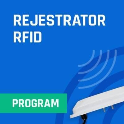 Odczyt sygnału radiowego - rejestrator RFID