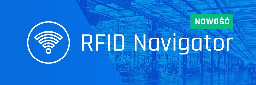 Nowy system RFID Navigator