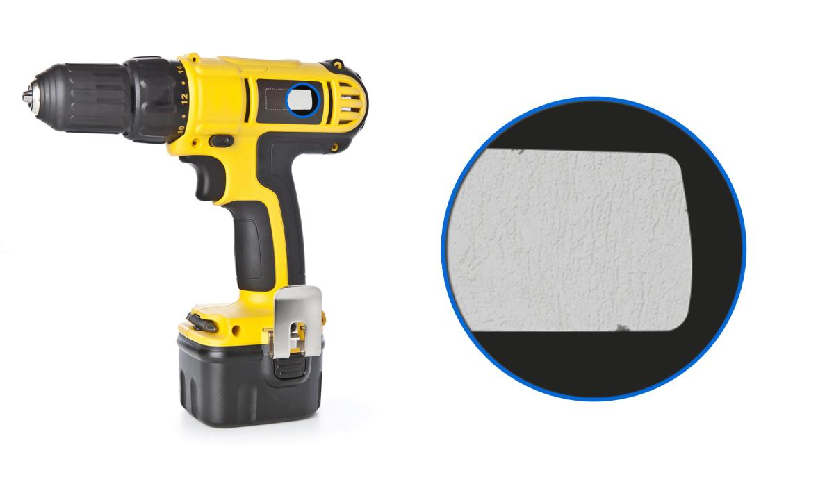 Oznakowanie elektronarzędzi tagiem RFID