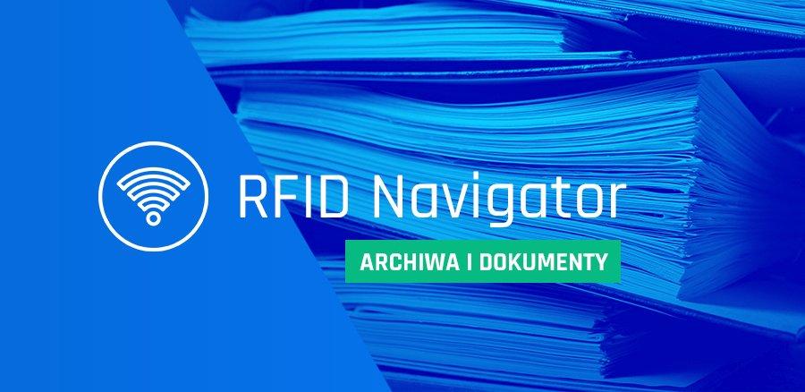 szukanie dokumentów archiwum RFID