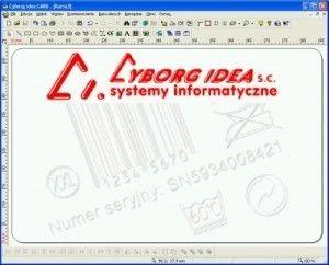 Program do drukowania kard plastikowych card 2000