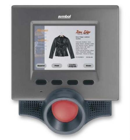 Multimedialny kiosk MK1200