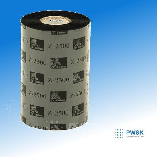 Tasma drukujaca zywiczna seria 4800, 60mm x 450mb