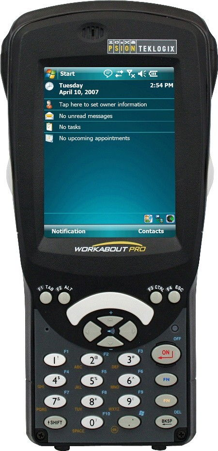 PSION WORKABOUT PRO G2