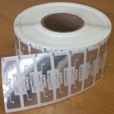 Etykieta RFID UHF DogBone Monza