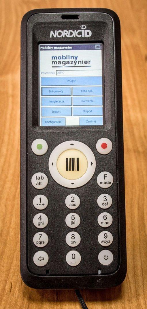 Nordic ID Morphic Cross Dipole UHF RFID 500mW / Laser