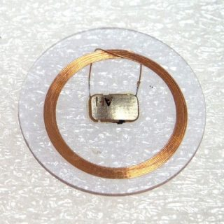 Inlay Tag 20mm - Unique RFID