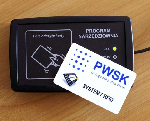 Czytnik USB RFID 125 kHz Unique