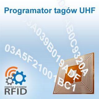 Programator tagów (chip) RFID UHF - Standard