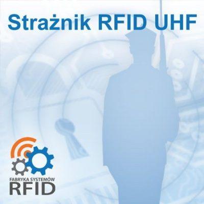 System Strażnik RFID UHF