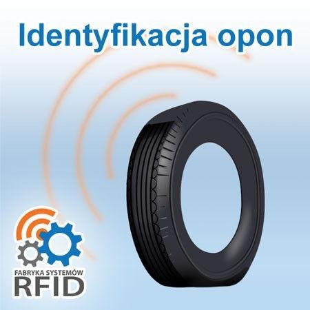 Identyfikacja opon RFID