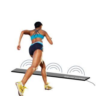 Maty dla biegaczy RFID