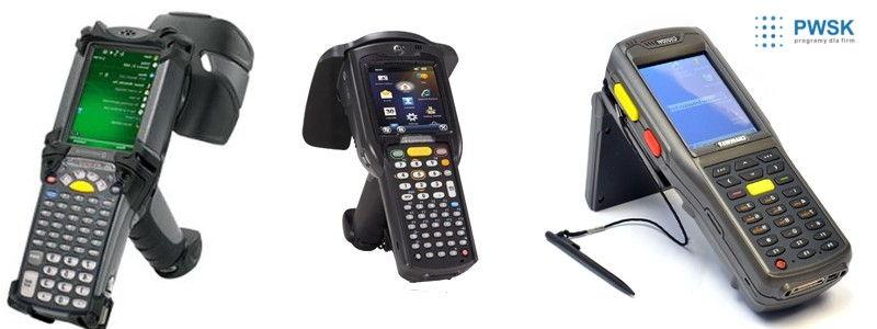 Kolektor danych RFID