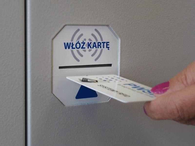 Szafa-RFID-karta