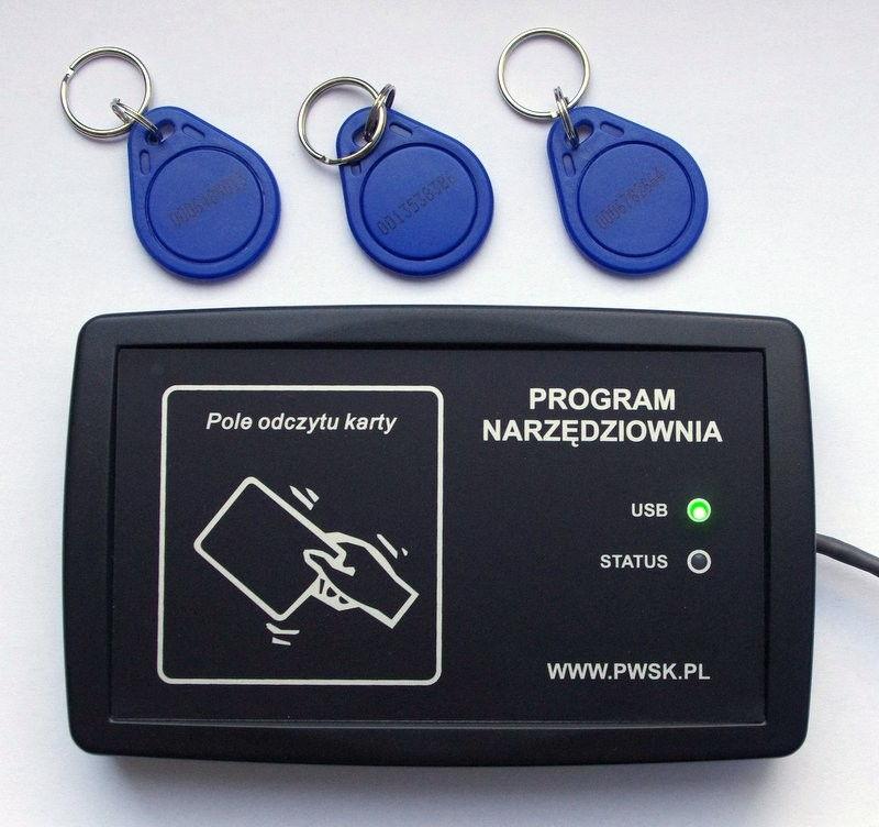 Czytnik RFID Unique USB