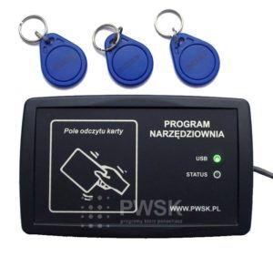 czytnik RFID Unique USB, kart, tagów, chipów