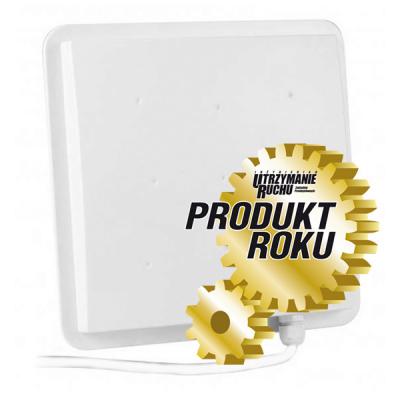 Czytnik RFID UHF 4M produktem roku