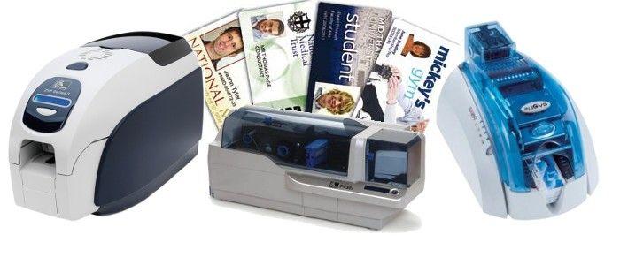 drukarki kart plastikowych - Zebra ZXP 8