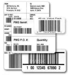 etykieta logistyczna rfid uhf