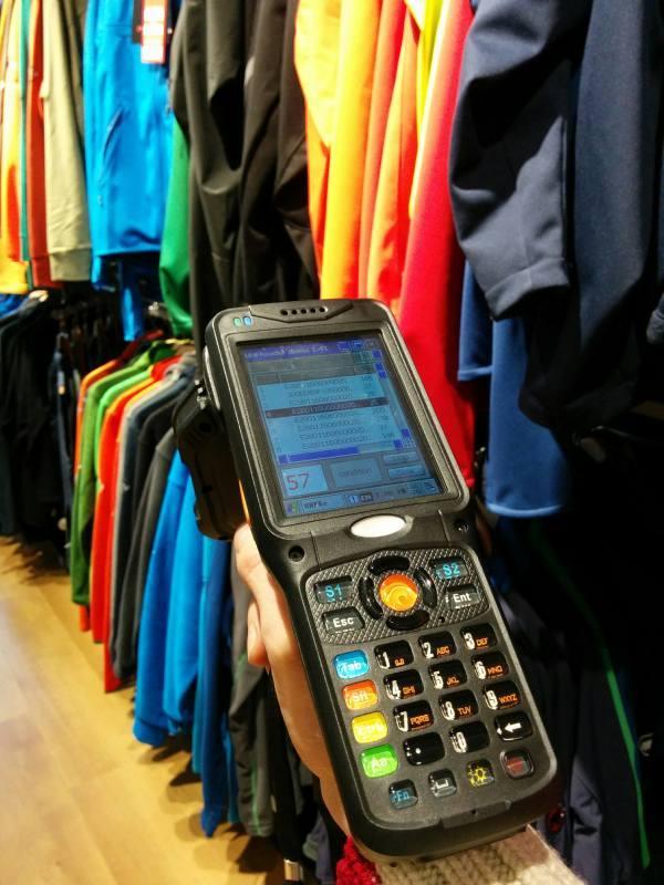 Inwentaryzacja w sklepie i handlu detalicznym program RFID