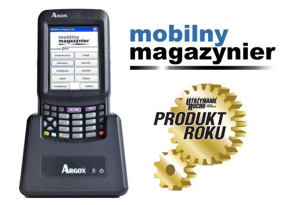 aplikacja mobilna, Mobilny Magazynier, terminal magazynowy