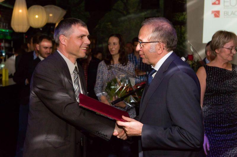 Program Magazynowy Narzędziownia nagrodzony Złotym Smokiem podczas targów EUROTOOL 2014 w Krakowie