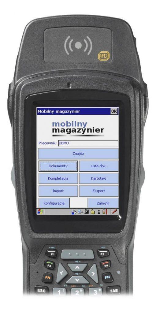 Programator ręczny RFID BIS-L 870 Mobilny Magazynier UHF